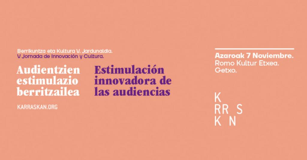 Jornada Estimulación Innovadora de las Audiencias
