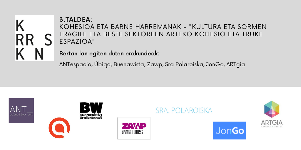 Presentación grupo de trabajo 3 (euskera)