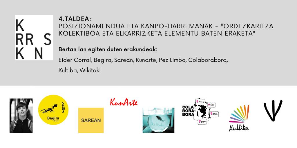 Presentación grupo de trabajo (euskera)